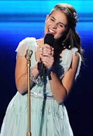 Carly Rose Sonenclar | Photo Credits: Ray Mickshaw/Fox