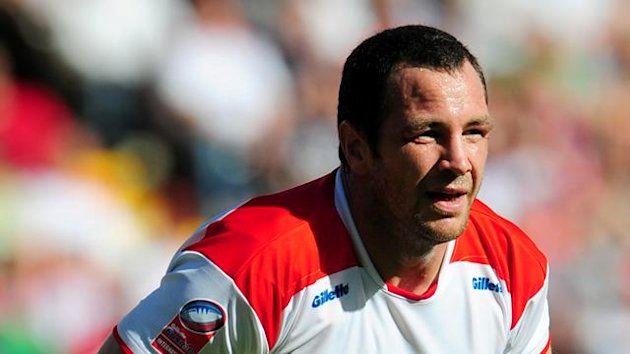 England&#39;s Adrian Morley