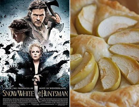 Snow White and the Huntsman: Poison Apple Pastries