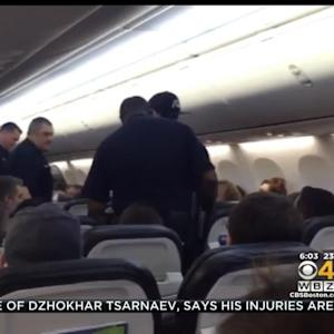 Unruly Passenger Kicked Off Boston-San Diego Flight