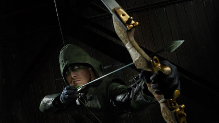 """Arrow"" Season 1"