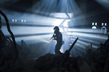 A scene from Rogue Pictures' Doomsday