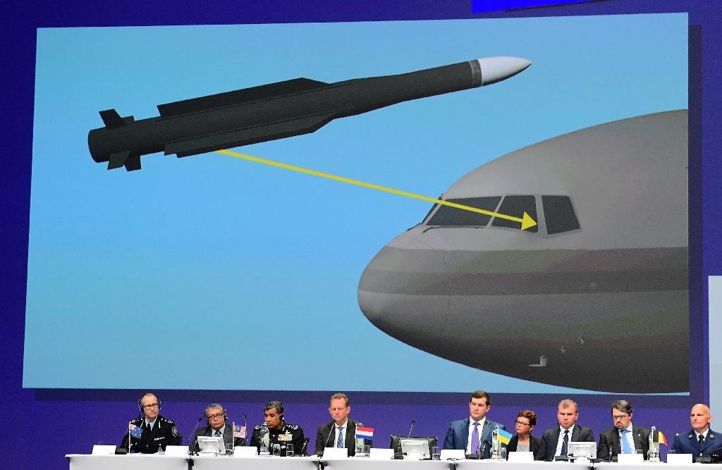Inquiry says MH17 shot down by missile brought into Ukraine from Russia