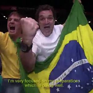 Fight Night Barueri: Renan Barao Training Camp