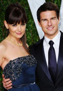 Katie Holmes and Tom Cruise | Photo Credits: Alberto E. Rodriguez/Getty Images