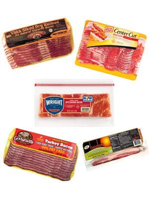 Which bacon tasted best?