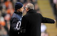 Sir Alex Ferguson, right, says there is 'no way' Mark Clattenburg is guilty of the accusations