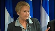 Pauline Marois said though her focus has switched to corruption, language and identity issues will remain on the Parti Québécois' agenda.