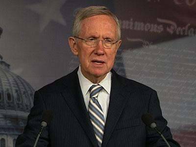 Reid: Time for compromise in Congress