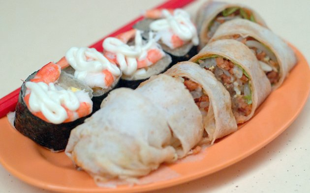 Five Great Popiah