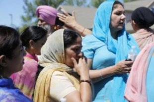 After the Sikh Temple shooting...
