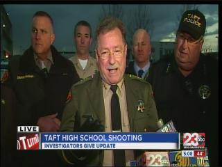 2nd Live press conference with Sheriff Donny Youngblood