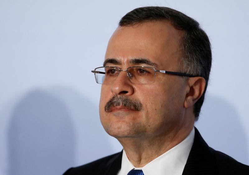 Saudi Aramco boosting market share as it prepares for listing: CEO
