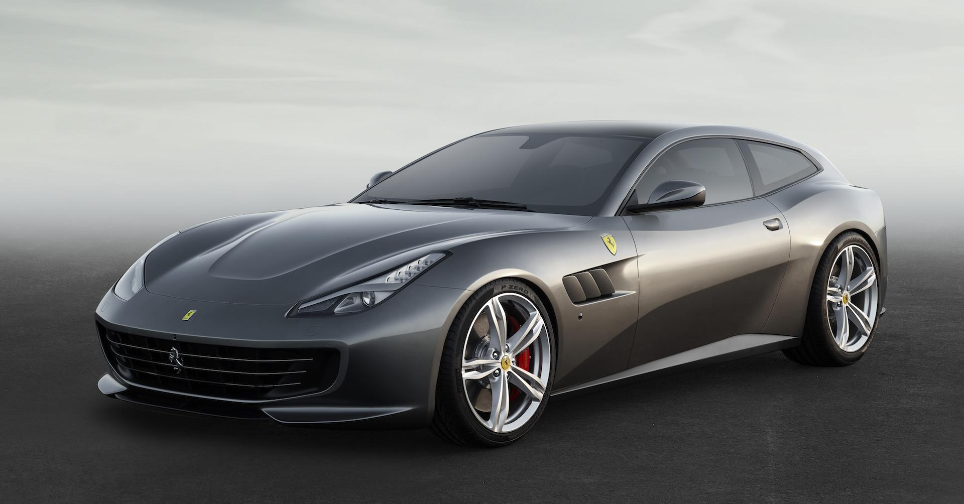 Ferrari's race car for the snow just got faster and fancier