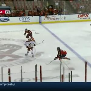 Phoenix Coyotes at Florida Panthers - 03/11/2014