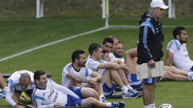 FIFA fines Argentina for breaching World Cup rules