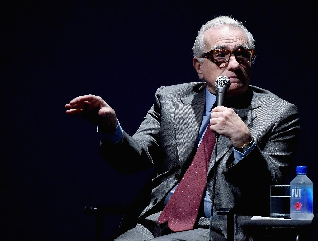 Ad-driven Scorsese film premieres in S. Korea