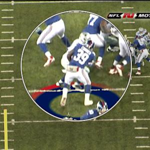 'Playbook': New York Giants vs. Washington Redskins