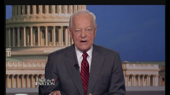 Schieffer: &quot;Welcome to dumb and dumber&quot; in Washington