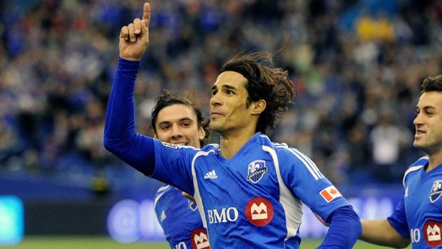 Former Impact striker Corradi changes careers in Italy
