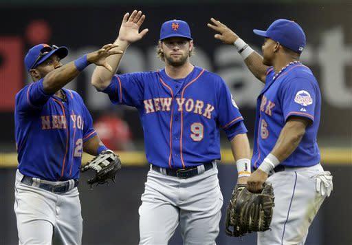 Hefner shines in Mets' 2-1 victory against Brewers