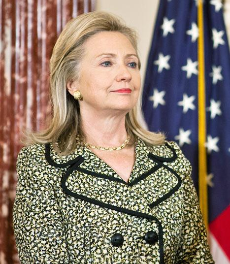 Hillary Clinton Hospitalized With Blood Clot After Suffering Concussion