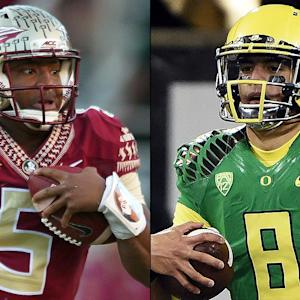 Heisman winners key in Rose Bowl battle