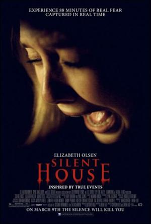 "Movie poster for ""Silent House."" 2012-Open Road Films-Used with permission."