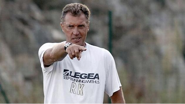 African Football - Krol steps down as coach at Tunisia club
