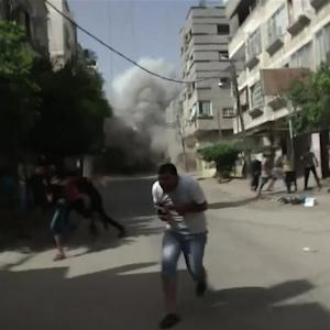 Gaza Death Toll Rises as Israeli Strikes Intensify