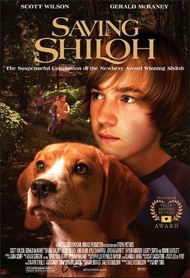 Jason Dolley in New Dog Distribution's Saving Shiloh