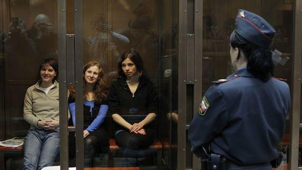 Pussy Riot Is Heading to a Horrible Russian Prison Colony