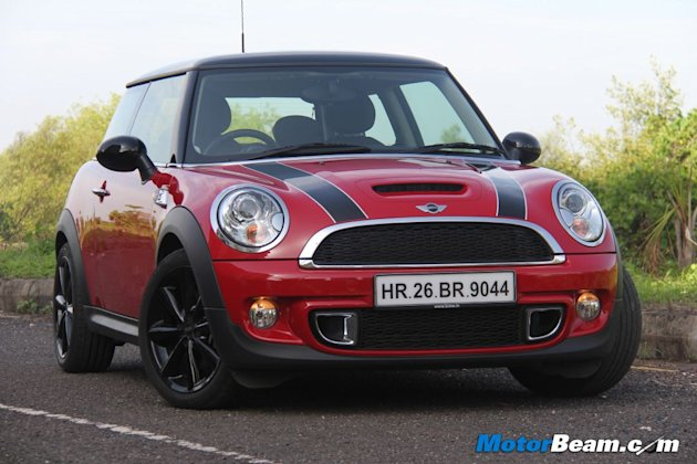 Review - 2012 MINI Cooper S