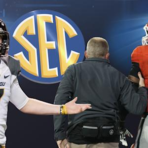 Could The SEC East Throw The Playoff Into Chaos?