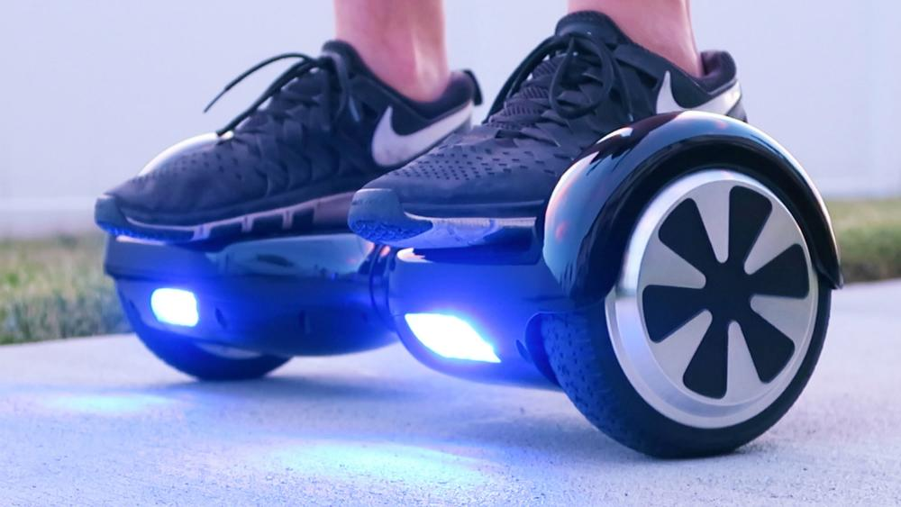 Great Scott: Officials warn that cheap hoverboards can explode