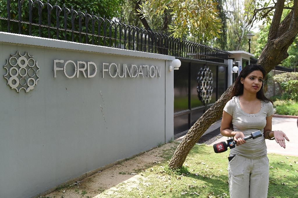 India restricts US charity Ford Foundation's funding