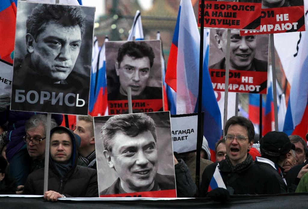 Polish, Latvian officials barred from entering Russia for Nemtsov funeral
