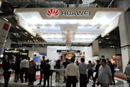 &lt;p&gt;Visitors gather at the Huawei both during the CommunicAsia telecom expo and conference in Singapore in June 2012. The Chinese firm was recently blocked from bidding for contracts on Australia&#39;s national broadband project, reportedly due to concerns about cyber-security.&lt;/p&gt;