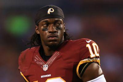 Robert Griffin III no longer cleared from concussion after 'further review'