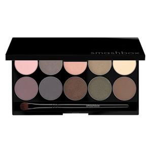 Smashbox In Bloom Eye Shadow Palette and Brush