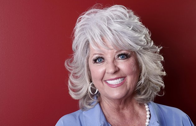 FILE - In this Tuesday, Jan. 17, 2012 photo, celebrity chef Paula Deen poses for a portrait in New York. A month after being widely criticized for revealing she has diabetes, as well as a lucrative endorsement deal for a drug to treat it, Paula Deen says she&#39;s ready to show a lighter side to her famously fatty Southern-style cooking. (AP Photo/Carlo Allegri)