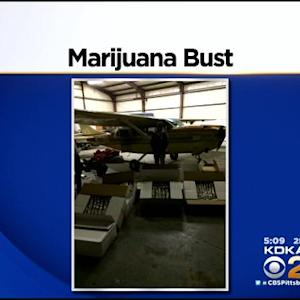Utah Man Arrested For Allegedly Transporting Pot By Plane