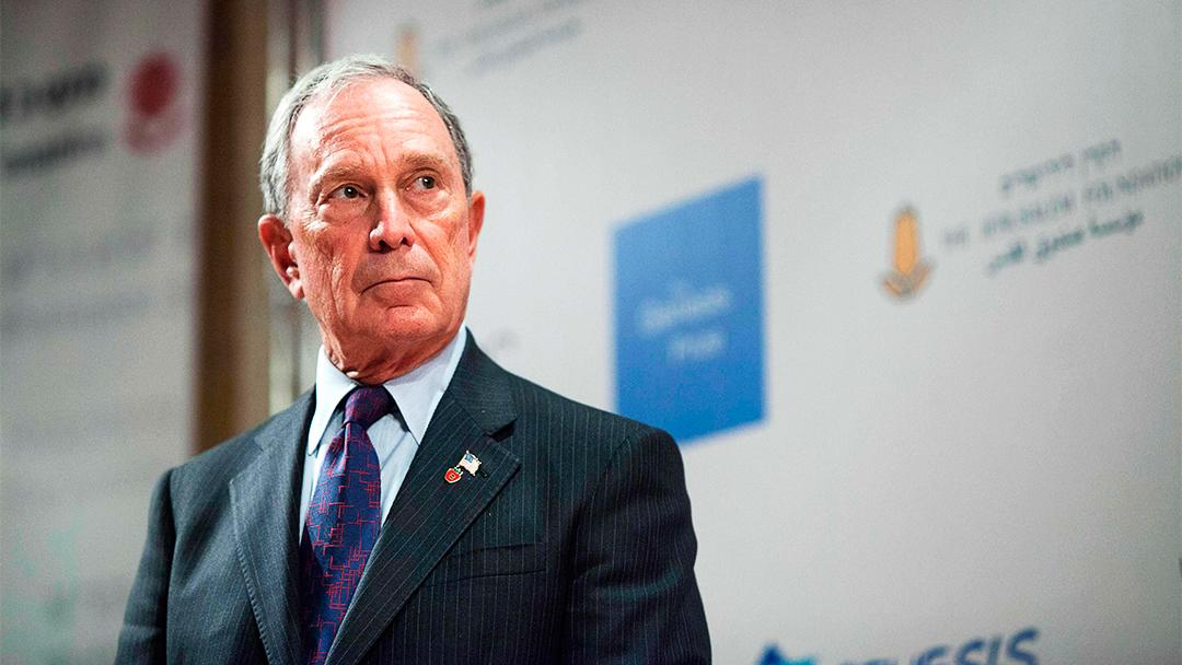 Michael Bloomberg Tells Financial Times He's Considering Presidential Run