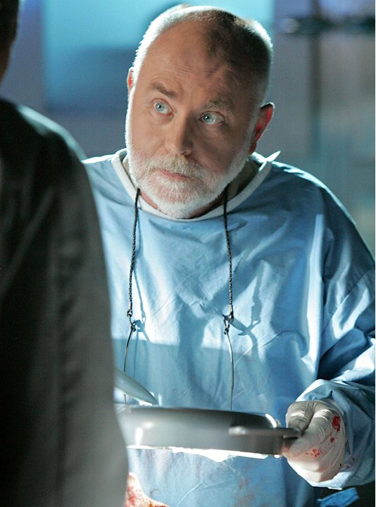 Robert David Hall stars as Dr. Robbins in &quot;CSI: Crime Scene Investigation.&quot; 