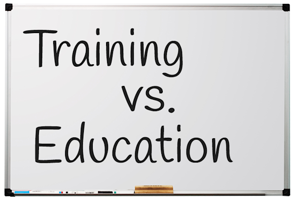 education vs non education An evaluation of the traditional education system by kevin bondelli uploaded by kevin bondelli the question of which method yields the most possible learning is one that has been debated extensively throughout the history of education.