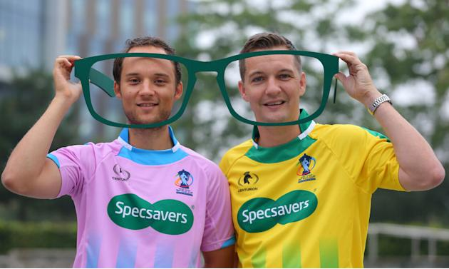 Rugby League - Specsavers Launch Referee Kit - MediaCity