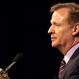 As usual, little substance from Roger Goodell