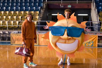 Woody Harrelson and Will Ferrell in New Line Cinema's Semi-Pro