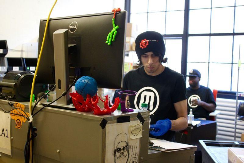 MakerBot lays off 20 percent of its staff for the second time this year