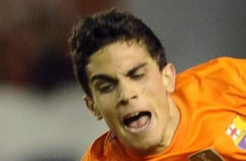Barcelona defender Bartra out for up to three weeks